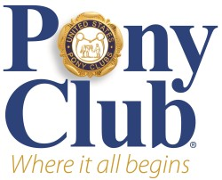 PONY CLUB TYPE WITH BADGE LOGO VERT