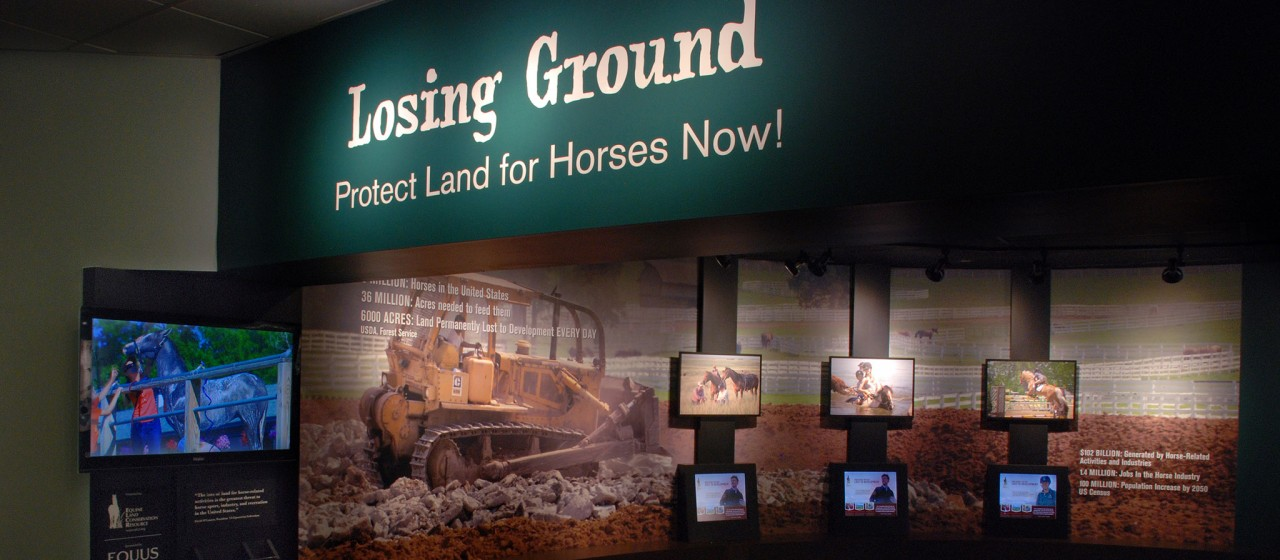 Losing Ground - The Greatest Threat