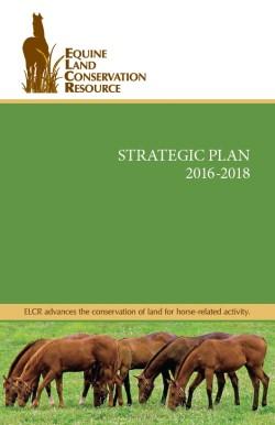 ELCR Strategic Plan Booklet Cover