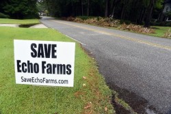 Save Echo Farms (credit Christine Hughes)