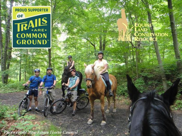 ELCR Joins Trails are Common Ground Campaign